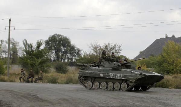 Силовики говорят, что сепаратисты не спешат выполнять минские договоренности