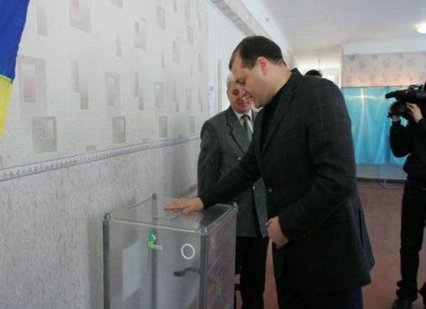 Выборы 2014: Михаил Добкин
