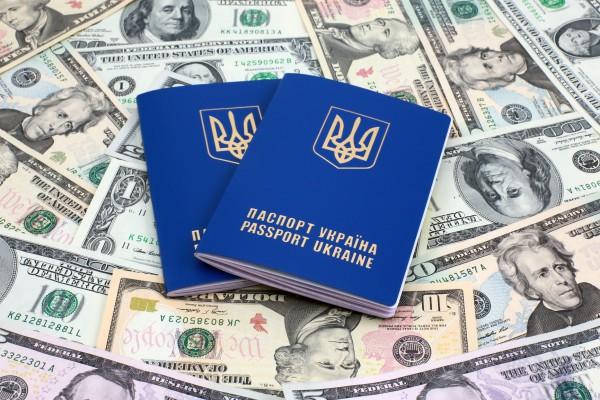 Для безвизового пересечения границы с ЕС украинцам нужен биометрический паспорт
