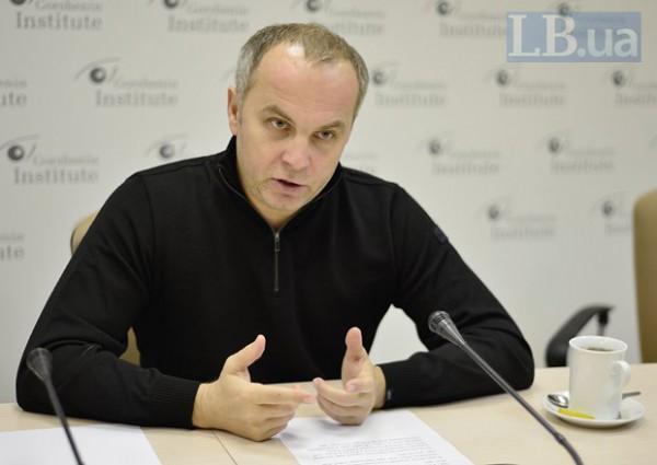 Шуфрич заявил, что он и Медведчук смогли договориться с ДНР и ЛНР