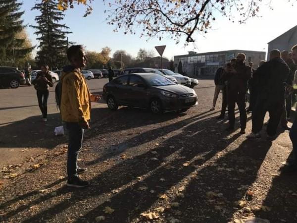 Полиция не отреагировала на инцидент