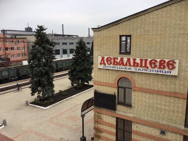 Миссия ОБСЕ посетила Дебальцево