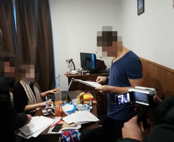 Житель донецка был задержан сотрудниками СБУ