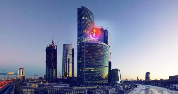Примерно так будет выглядеть Око Саурона в Москве