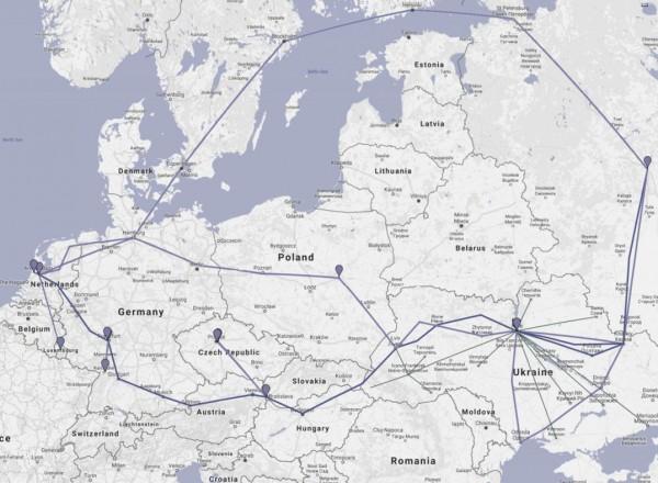 Международная сеть Wnet