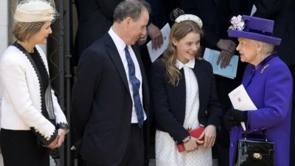 Граф и графиня Сноудон
