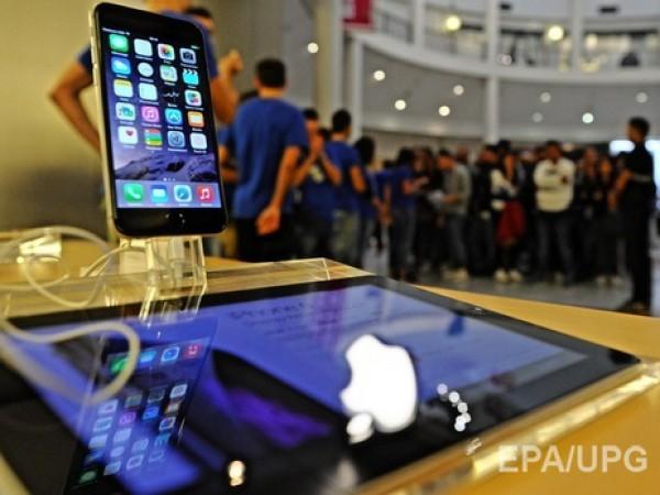 iPhone 6 нельзя ремонтировать не у дилеров Apple