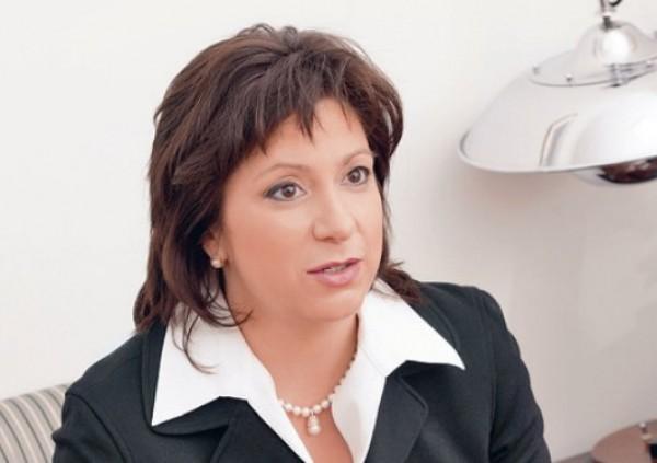 Министр финансов Наталия Яресько
