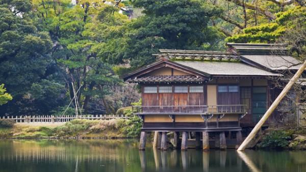 Хокурику, Япония