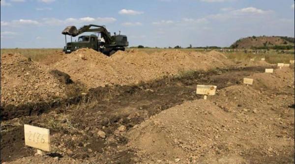 Террористы разворачивают полевые госпитали около линии разграничения. Россия продолжает поставки техники на Донбасс, - СНБО - Цензор.НЕТ 5962