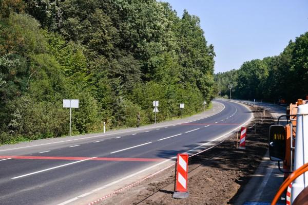В пределах Винницкой области М-12 имеет протяженность 185,4 км.