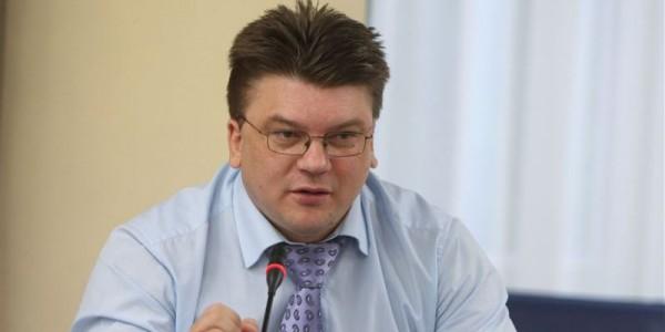 Вице-премьер, министр молодежи и спорта Игорь Жданов
