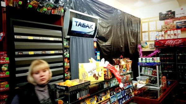 Алкоголь в Симферополе легально не продают