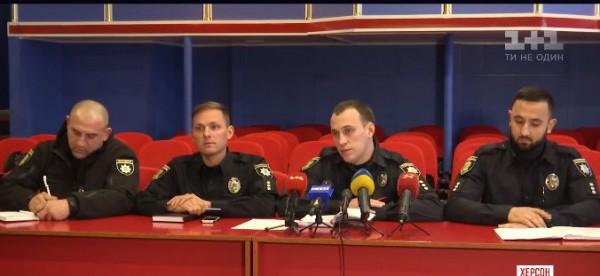 Четырех патрульных на время следствия отстранили от работы