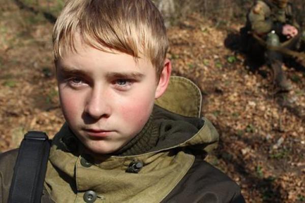 15-летний Андрей служит в батальоне сепаратистов