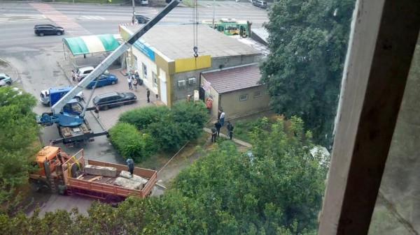 Власти Днепра считают, что наливайки долны исчезнуть