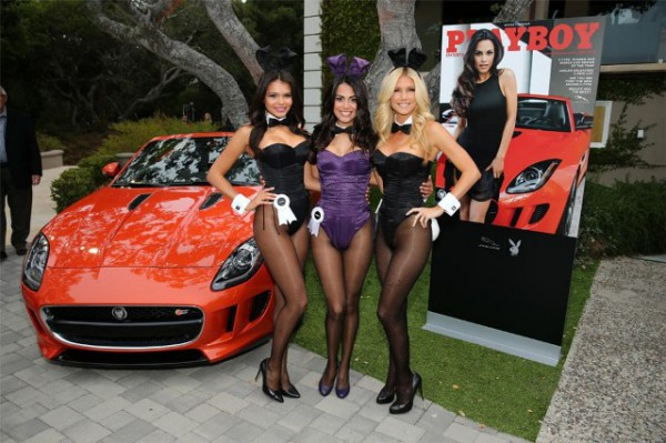 Обедителем конкурса признан спорткар Jaguar F-Type