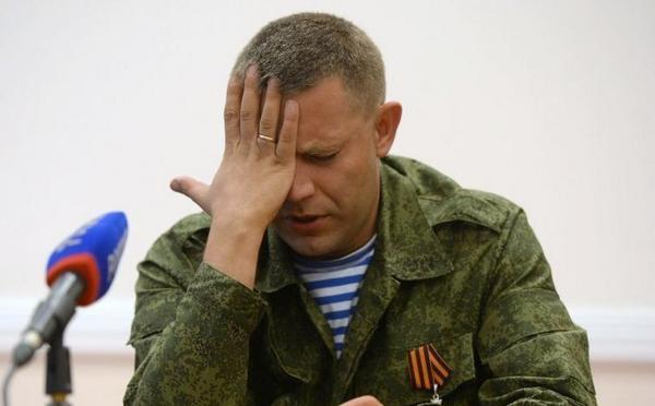 Захарченко рассказал о новых паспортах