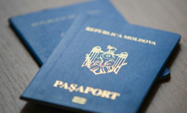 Украинцы готовы платить за молдавский паспорт