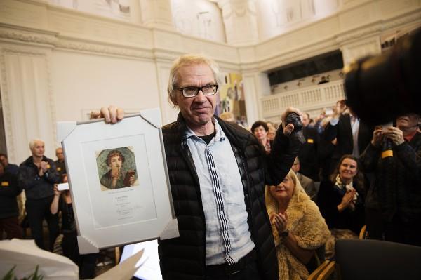 Ларса Вилкса наградили за карикатуру на пророка Мухаммеда