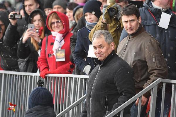 «Штурм Рейхстага» вПодмосковье посетили семь тыс. наблюдателей
