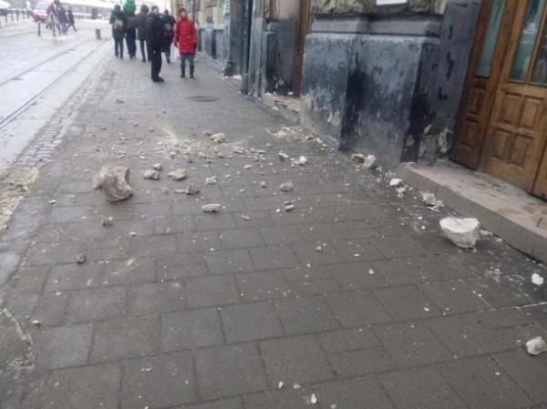 Инцидент случился на улице Русской