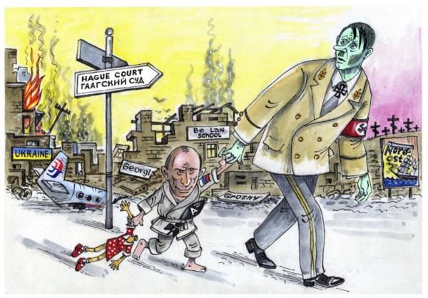 Несмотря на ситуацию в Сирии, Меркель постоянно контактирует с Путиным по Украине, - представитель правительства Германии - Цензор.НЕТ 6348