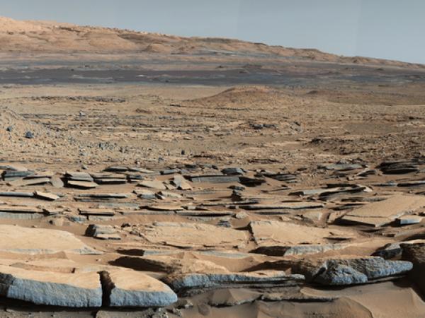 На Марсе нашли высохшие озера