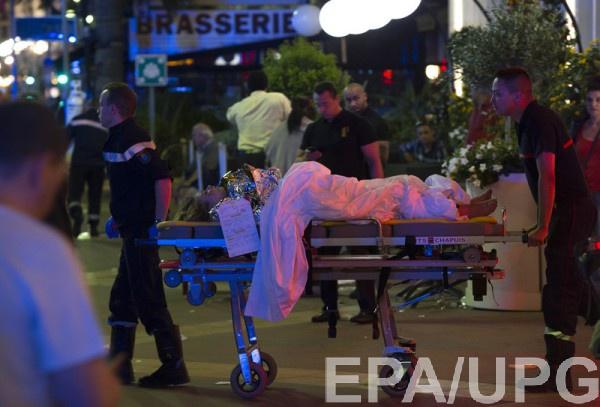 В теракте в Ницце погиб гражданин Украины