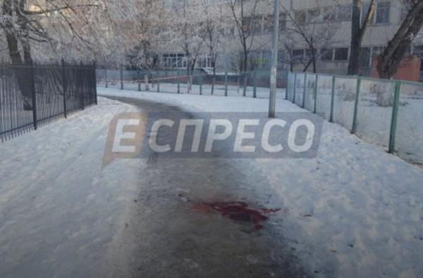 Труп девушки обнаружили в пешеходной зоне