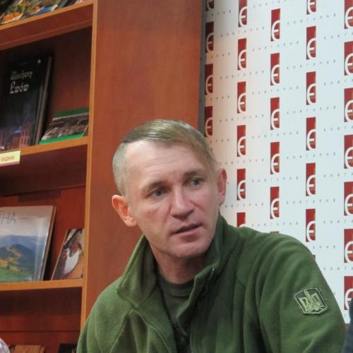 Тарас Личко рассказал о боях за Луганский аэропорт