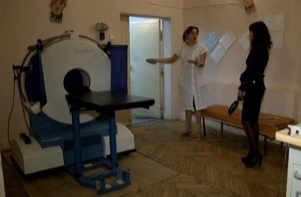 Детский томограф