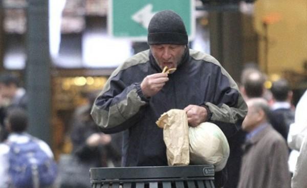 Ричард Гир разгуливает по Нью-Йорку