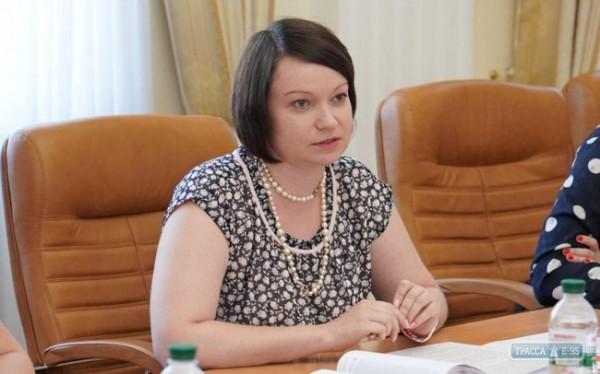 Врио главы Одесской ОГА назначена Светлана Шаталова