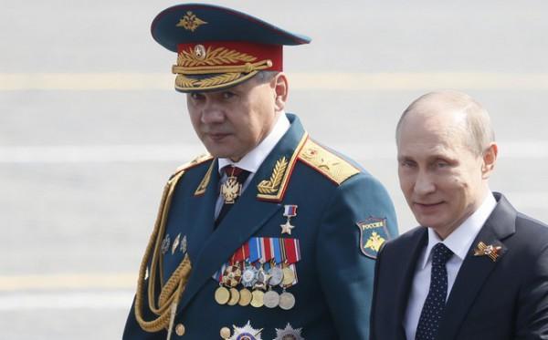 На Путина и Шойгу собирают улики