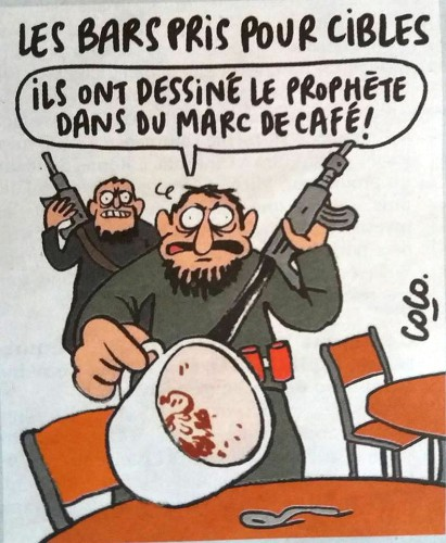 Charlie Hebdo посвятил свой номер терактам в Париже