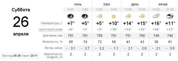 Погода в новочеркасске ростовской области рп5