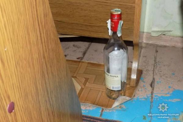 Женщина была в состоянии алкогольного опьянения