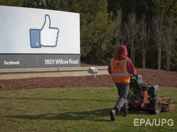 У Facebook все чаще запрашивают данные пользователей