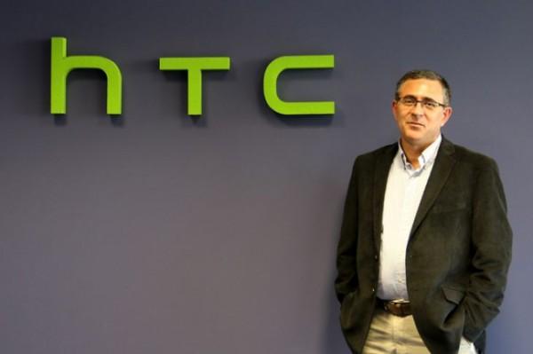Гендиректор HTC Питер Чоу