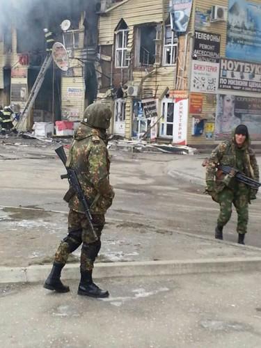 """На стороне украинских военнослужащих воюют чеченцы против """"кадыровцев"""", - Лысенко - Цензор.НЕТ 5813"""