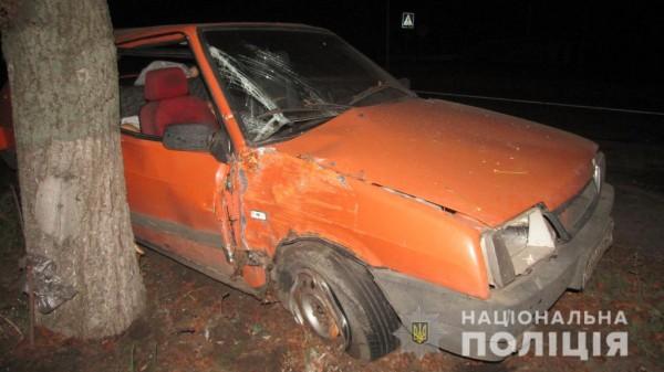 В разборках пострадал автомобиль