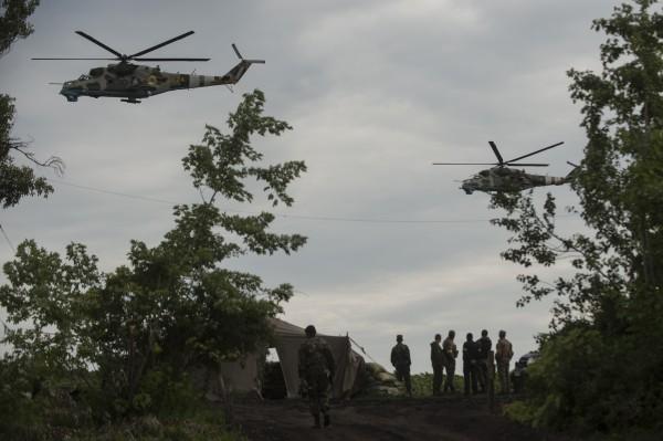 Украина ждет 14 вертолетов из Европы