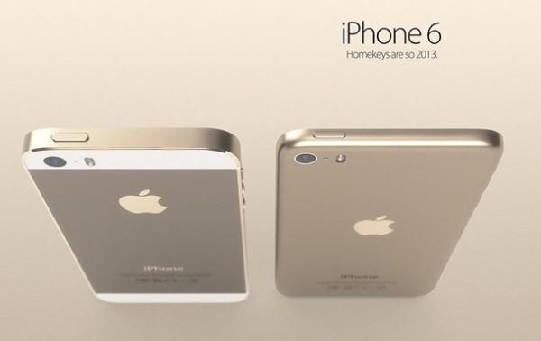 Один из концептов iPhone 6
