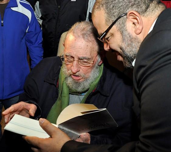 Фидель Кастро, 8 января 2014 года
