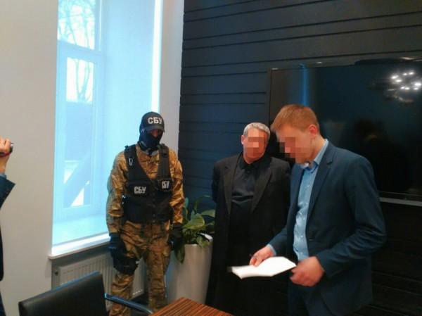 Мэр райцентра в Киевской области задержан за вымогательство