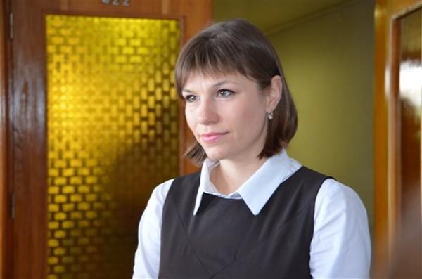 Министр Кабинета министров Анна Онищенко