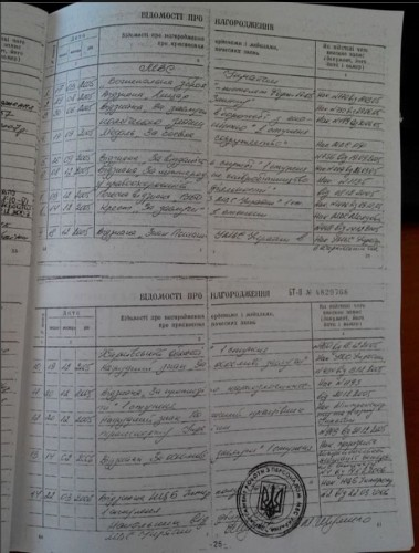 Копию трудовой книжки Луценко предоставили депутатам перед голосованием за главу ГПУ