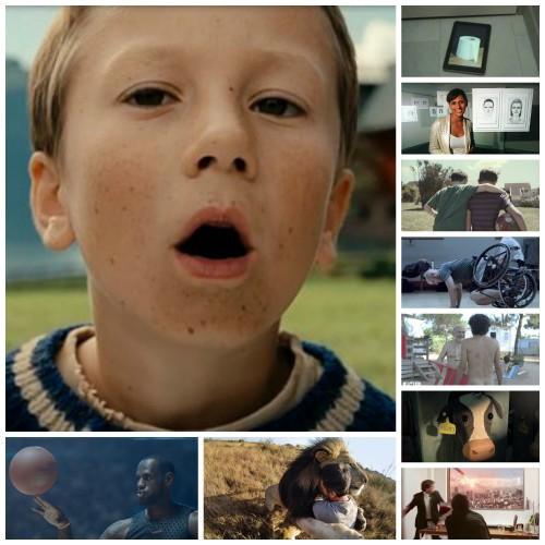 ТОП-10 рекламных роликов года