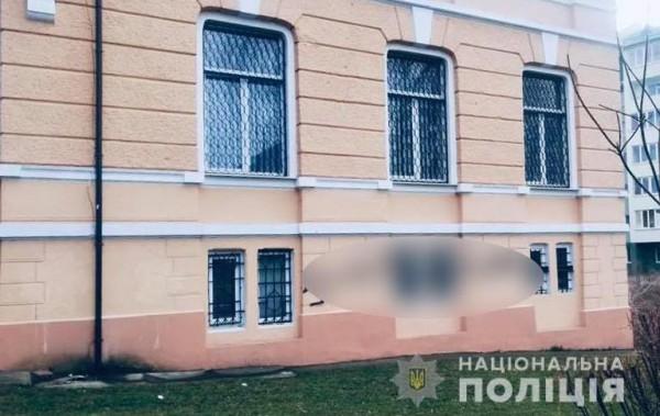 Также обрисованными оказались еще несколько админзданий в центре Богородчан
